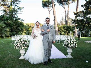 Le nozze di Michela e Anthony