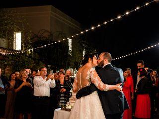 Le nozze di Letizia e Giovanni