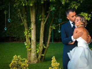 Le nozze di Francesca e Cristian