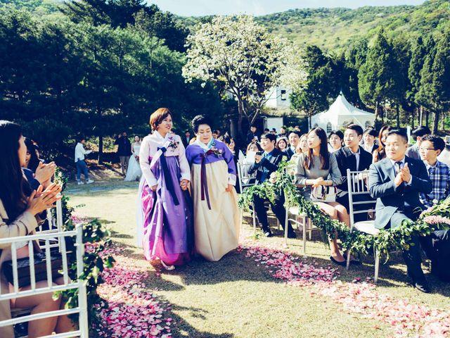Il matrimonio di Bang e Lee a Catania, Catania 47