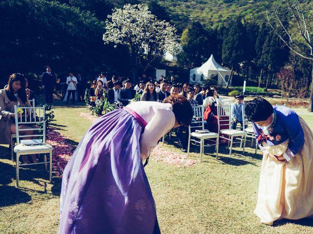 Il matrimonio di Bang e Lee a Catania, Catania 49