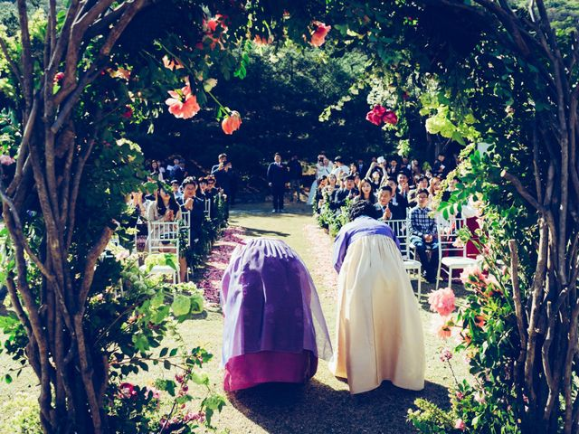 Il matrimonio di Bang e Lee a Catania, Catania 52