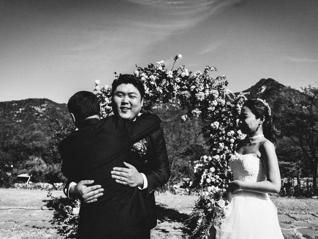 Il matrimonio di Bang e Lee a Catania, Catania 62