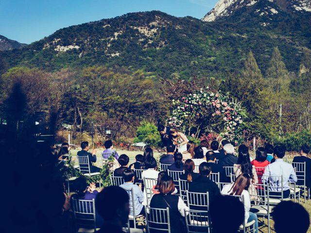 Il matrimonio di Bang e Lee a Catania, Catania 95