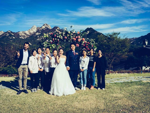 Il matrimonio di Bang e Lee a Catania, Catania 112