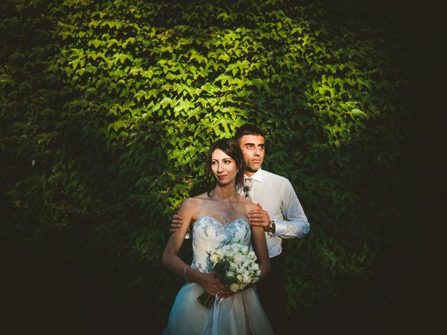le nozze di Ilenia e Elio