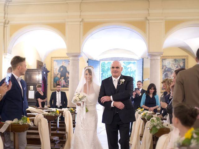 Il matrimonio di Antonio e Francesca a Verolanuova, Brescia 23