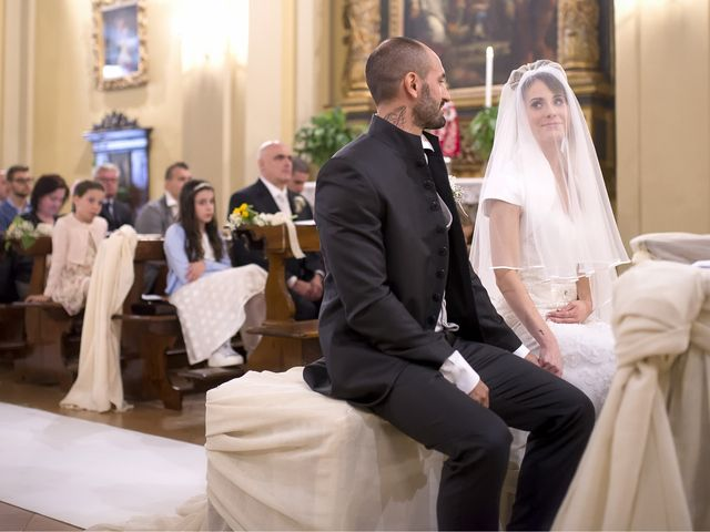 Il matrimonio di Antonio e Francesca a Verolanuova, Brescia 24