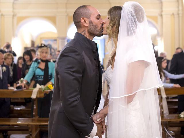 Il matrimonio di Antonio e Francesca a Verolanuova, Brescia 30