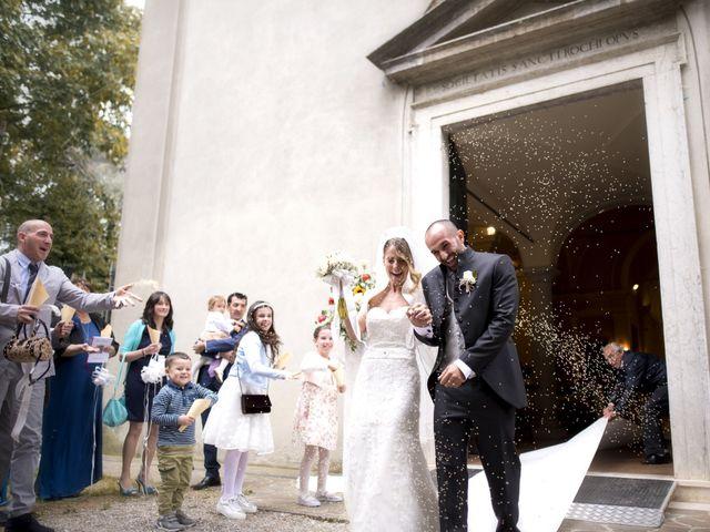 Il matrimonio di Antonio e Francesca a Verolanuova, Brescia 31
