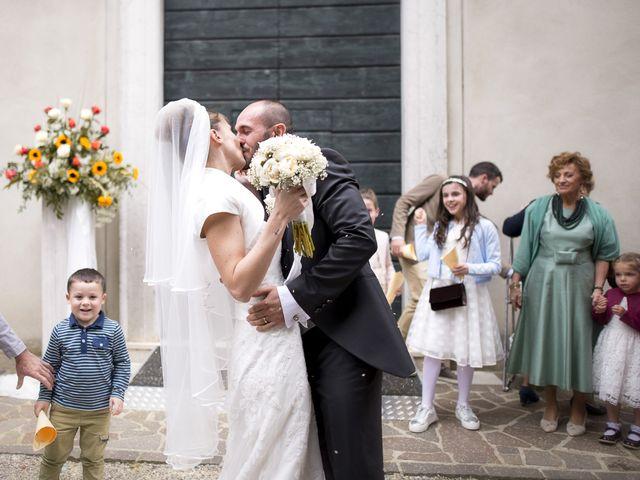Il matrimonio di Antonio e Francesca a Verolanuova, Brescia 33