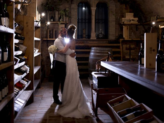 Il matrimonio di Antonio e Francesca a Verolanuova, Brescia 1