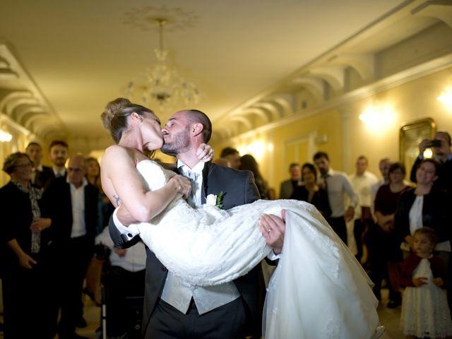 Il matrimonio di Antonio e Francesca a Verolanuova, Brescia 2