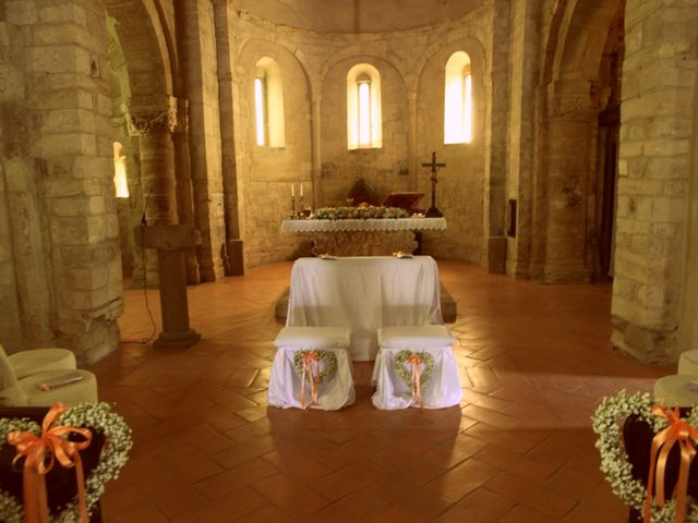 Il matrimonio di Daniele e Maria Pia a Fortunago, Pavia 7