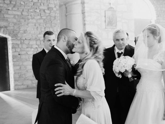 Il matrimonio di Daniele e Maria Pia a Fortunago, Pavia 18