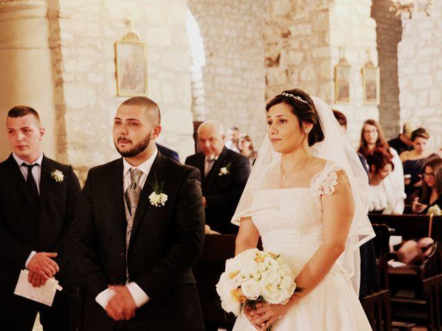 Il matrimonio di Daniele e Maria Pia a Fortunago, Pavia 19
