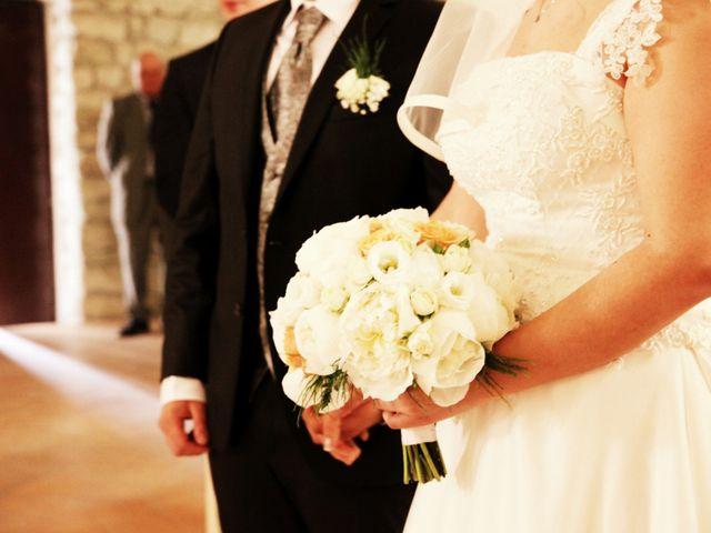 Il matrimonio di Daniele e Maria Pia a Fortunago, Pavia 20