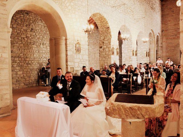 Il matrimonio di Daniele e Maria Pia a Fortunago, Pavia 21
