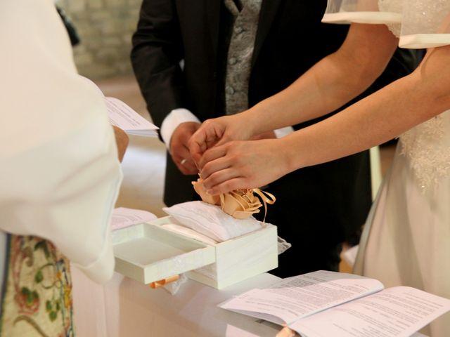 Il matrimonio di Daniele e Maria Pia a Fortunago, Pavia 22
