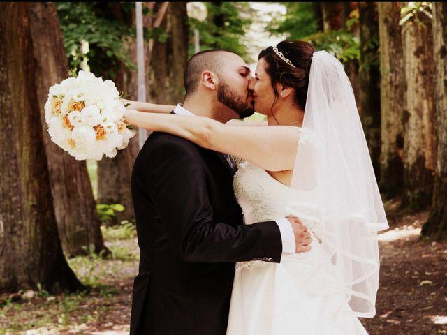 Il matrimonio di Daniele e Maria Pia a Fortunago, Pavia 28