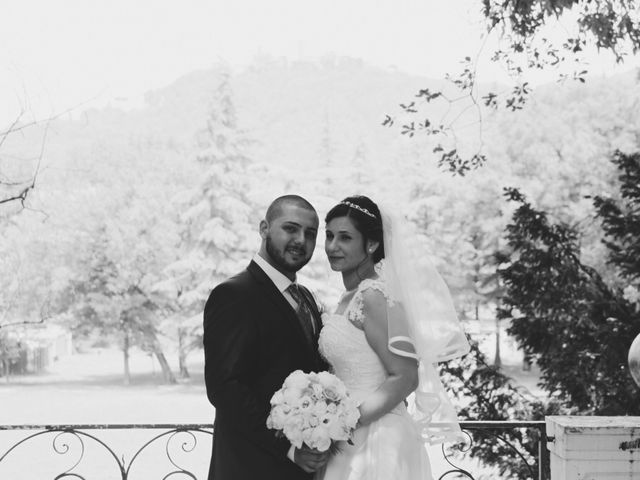 Il matrimonio di Daniele e Maria Pia a Fortunago, Pavia 29