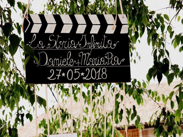 Il matrimonio di Daniele e Maria Pia a Fortunago, Pavia 38