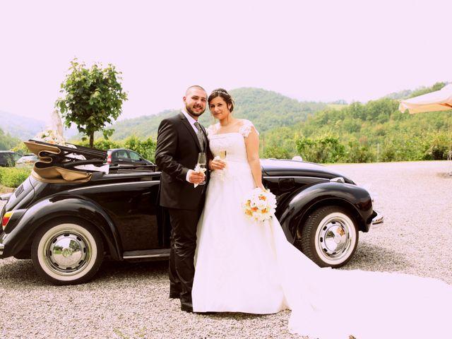 Il matrimonio di Daniele e Maria Pia a Fortunago, Pavia 39