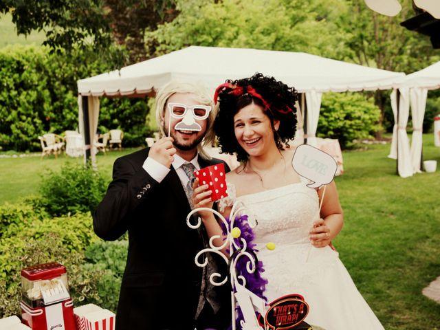 Il matrimonio di Daniele e Maria Pia a Fortunago, Pavia 41
