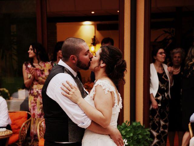 Il matrimonio di Daniele e Maria Pia a Fortunago, Pavia 44