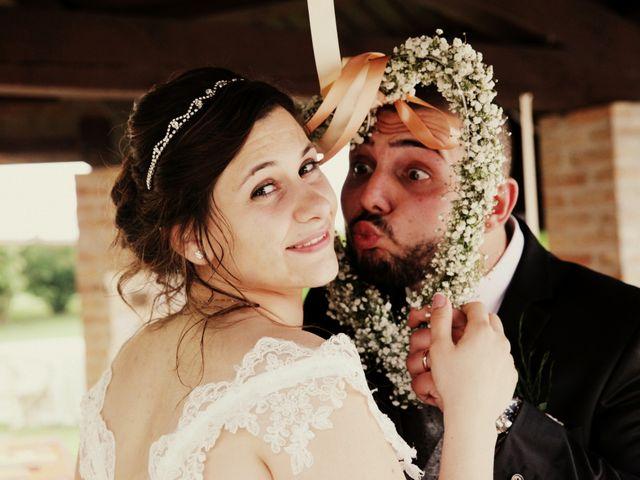 Il matrimonio di Daniele e Maria Pia a Fortunago, Pavia 51