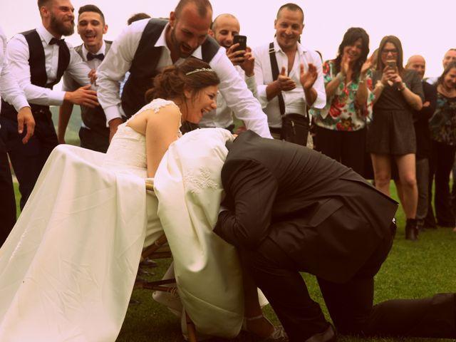 Il matrimonio di Daniele e Maria Pia a Fortunago, Pavia 58
