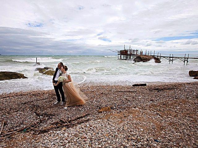 Le nozze di Raluca e Stefano
