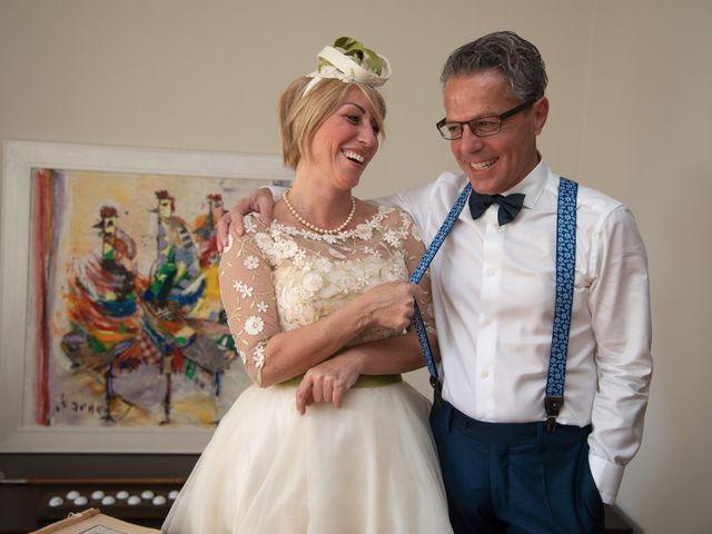Il matrimonio di Gigi e Olga a Cureggio, Novara 6