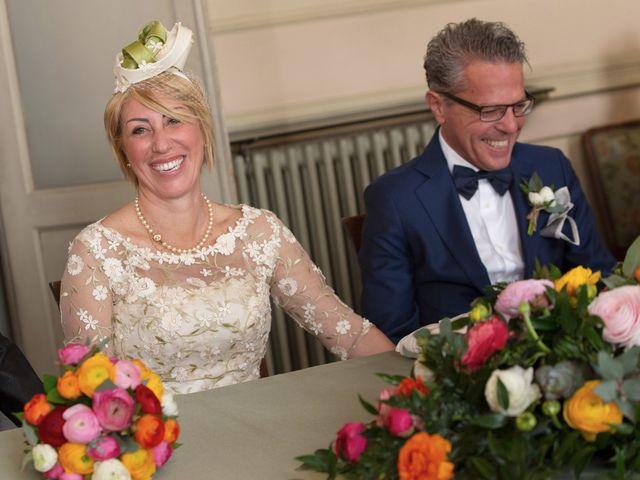 Il matrimonio di Gigi e Olga a Cureggio, Novara 8