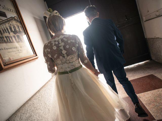 Il matrimonio di Gigi e Olga a Cureggio, Novara 10