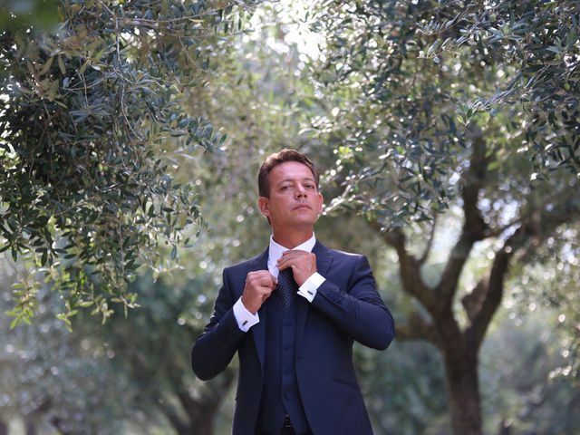 Il matrimonio di Andrea e Antonia a Spilinga, Vibo Valentia 4