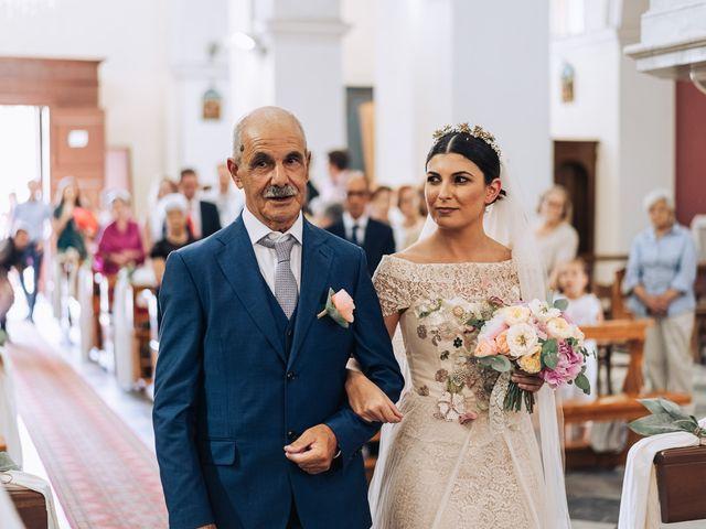 Il matrimonio di Nicolas e Valentina a Oristano, Oristano 27