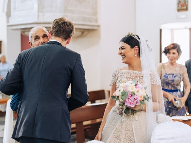 Il matrimonio di Nicolas e Valentina a Oristano, Oristano 28