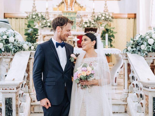 Il matrimonio di Nicolas e Valentina a Oristano, Oristano 34