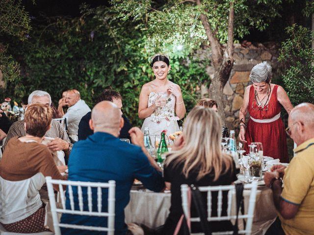 Il matrimonio di Nicolas e Valentina a Oristano, Oristano 85