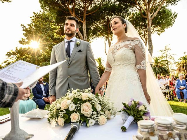 Il matrimonio di Anthony e Michela a Roma, Roma 5