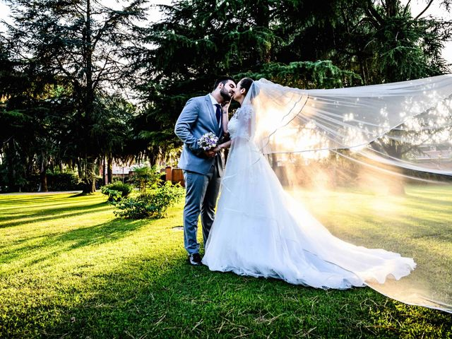 Il matrimonio di Anthony e Michela a Roma, Roma 7