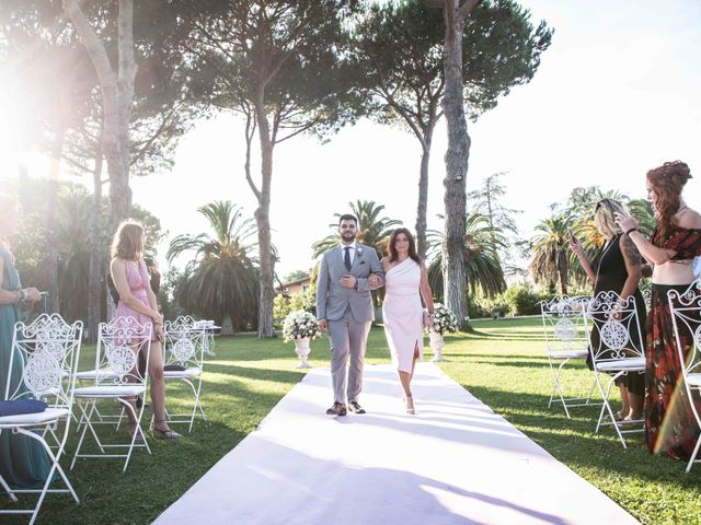 Il matrimonio di Anthony e Michela a Roma, Roma 17