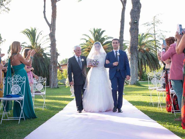 Il matrimonio di Anthony e Michela a Roma, Roma 18