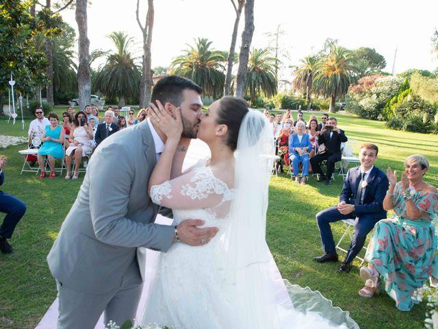 Il matrimonio di Anthony e Michela a Roma, Roma 20