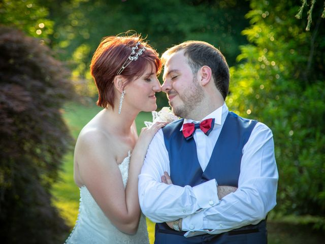 Le nozze di Ombretta e Davide
