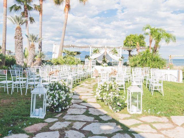 Il matrimonio di Francesco e Marzia a Terracina, Latina 1