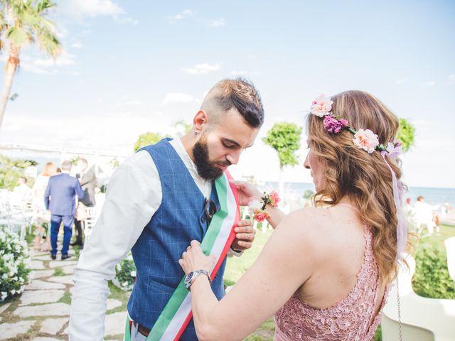 Il matrimonio di Francesco e Marzia a Terracina, Latina 11