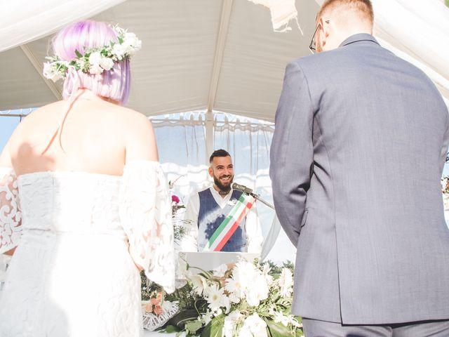Il matrimonio di Francesco e Marzia a Terracina, Latina 20