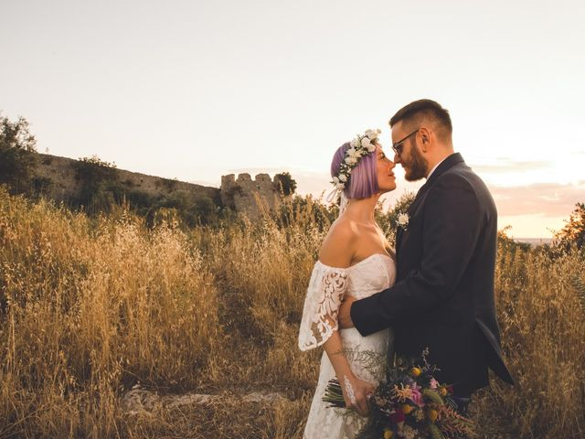 Il matrimonio di Francesco e Marzia a Terracina, Latina 35